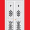 Украшаем межкомнатные двери