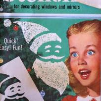 Как оформить окна к Новому Году
