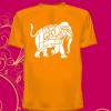 Оформляем футболки в индийском стиле
