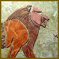 Мастер-класс «Египетский лев»