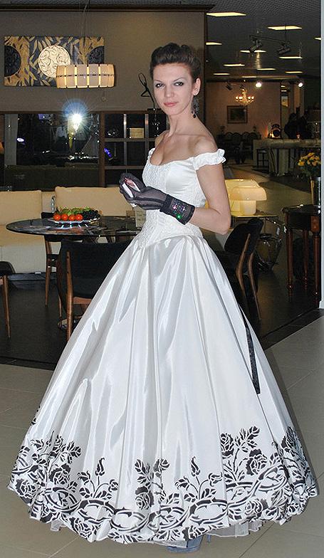 Wedding Saloon :: Свадебный букет из гербер
